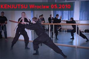 KENJUTSU Wrocław 24.05.2010