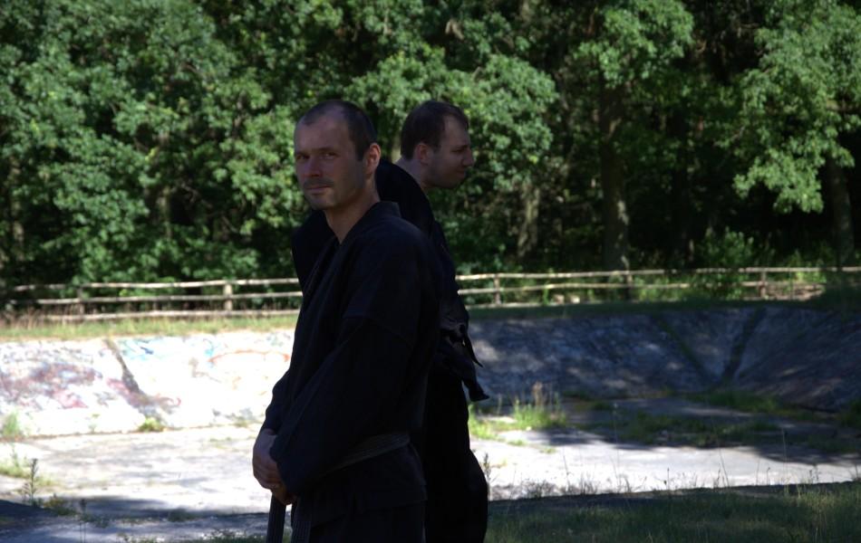 Sebastian Frankowski 4 Dan