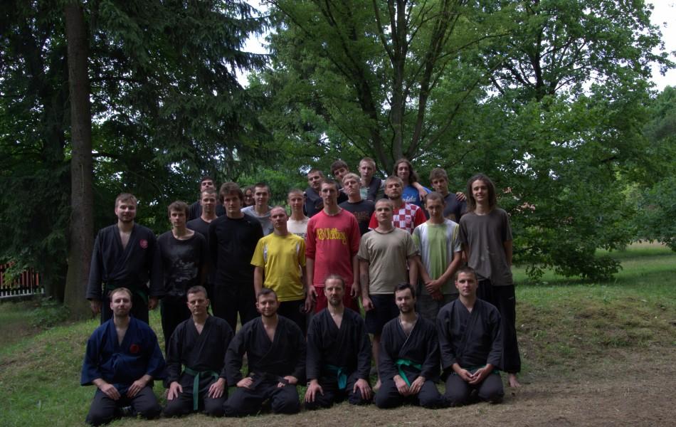 Zdjęcie grupowe po seminarium